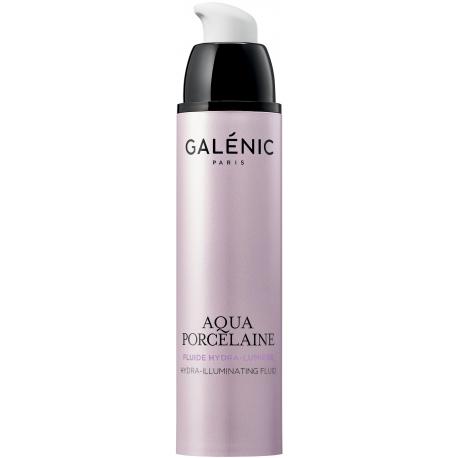 Galénic Aqua Porcelaine Fluide Hydra-Lumière 50 ml