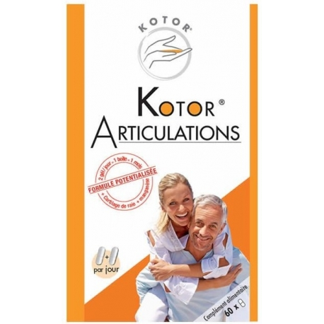Kotor Articulations 60 Gélules