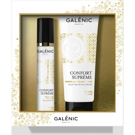 Galénic Coffret Les Secrets Du Confort Absolu Corps