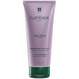 Furterer Okara Silver Shampooing Déjaunissant 200 ml