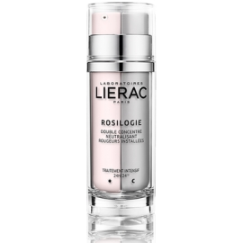 Lierac Rosilogie Double Concentré Neutralisant Rougeurs Intallées 30 ml