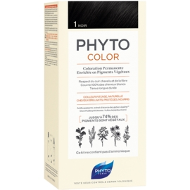 Phyto Phytocolor Coloration Permanente 1 Noir