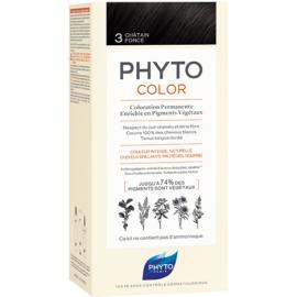 Phyto Phytocolor Coloration Permanente 3 châtain foncé