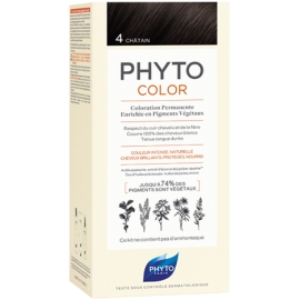 Phyto Phytocolor Coloration Permanente 4 châtain