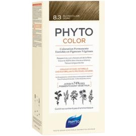 Phyto Phytocolor Coloration Permanente 8,3 Blond Clair Doré