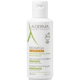 A-Derma Exomega Control Gel Moussant émollient 200 ml