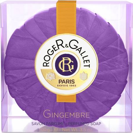 Roger & Gallet Gingembre Savon Parfumé 100 g
