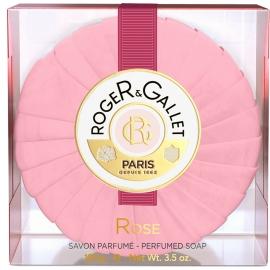 Roger & Gallet Rose Savon Parfumé 100 g
