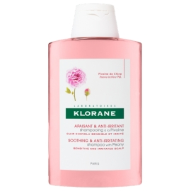 Klorane Capillaire Shampooing A la  Pivoine 200 ml