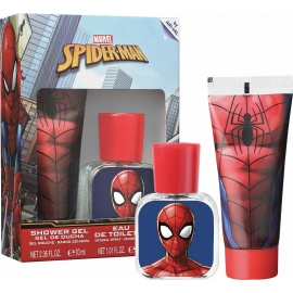 Spiderman Coffret Eau De Toilette