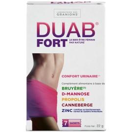 Duab Fort 7 Sachets