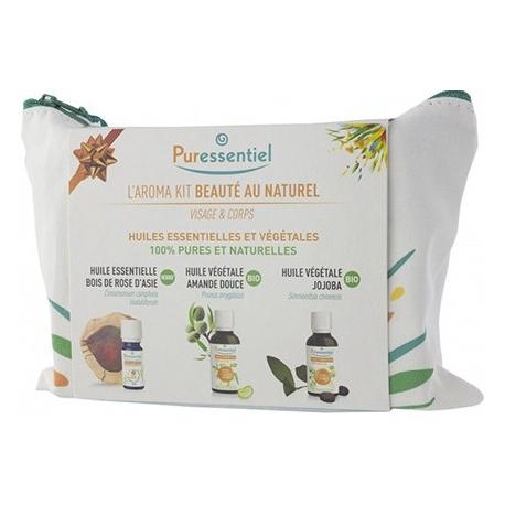 Puressentiel L'Aroma Kit Beauté Au Naturel