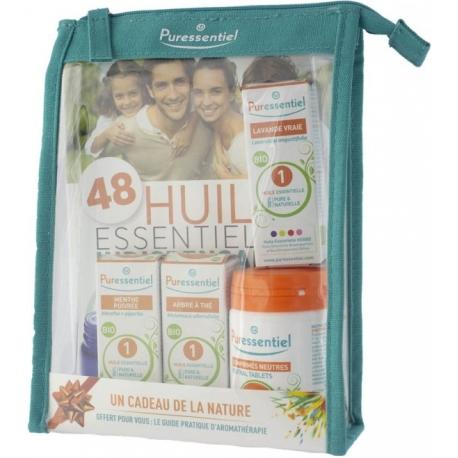 Puressentiel Kit Découverte Aromathérapie Bio