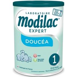 Modilac Expert 1 Doucéa 0-6 mois Sans Huile De Palme 800 g