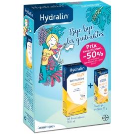 """Hydralin Coffret """"Bye Bye Les Gratouilles"""""""