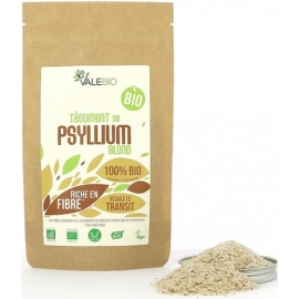 Valebio Tégument De Psyllium Blond Bio 350 g