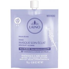 Laino Masque Soin éclat Bio 16 g