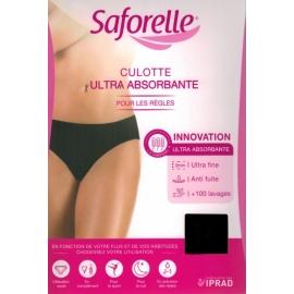 Saforelle Culotte Ultra Absorbante Pour Les Règles Taille M