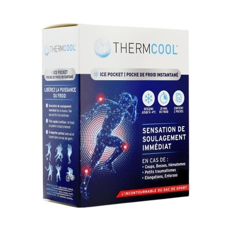 ThermCool Ice Pocket x 2