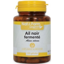 Atlantic Nature Ail Noir Fermenté 120