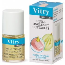 Vitry Nail Care Huile Ongles Et Cuticules 10 ml