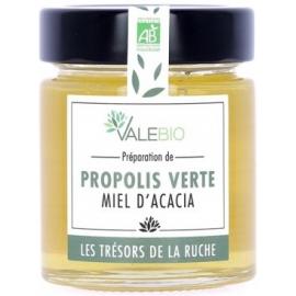 Valebio Propolis Verte & Miel D'Acacia Bio 170 g