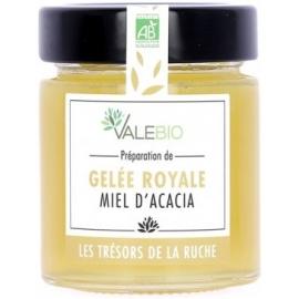ValeBio Gelée Royale & Miel D'Acacia Bio 170 g
