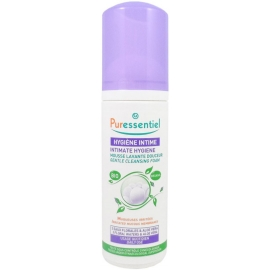 Puressentiel Hygiène Intime Mousse Lavante Douceur Bio 150 ml
