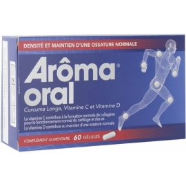 Arôma Oral 60 Gélules