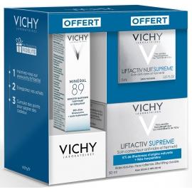 Vichy Coffret Liftactiv Suprême Peaux sèches