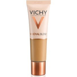Vichy Mineralblend Fond de teint hydratant teint frais 15 Terra 30 ml