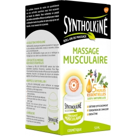 Syntholkiné Tension Musculaire Roll-on 50 ML
