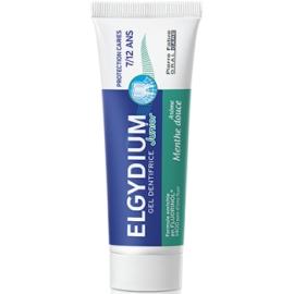 Elgydium Gel Dentifrice Junior Menthe Douce 50 ml