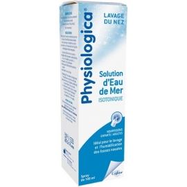 Gifrer Physiologica Solution D'Eau De Mer Isotonique 100 ml