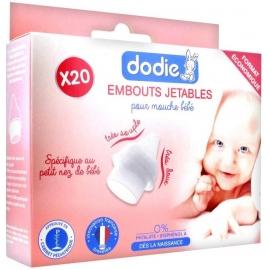 Dodie Embouts Jetables Pour Mouche Bébé x 20