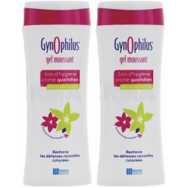 GynOphilus Gel Moussant Action Prébiotique 2 x 250 ml