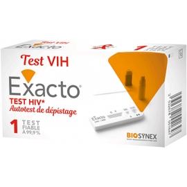 Exacto Test VIH x 1