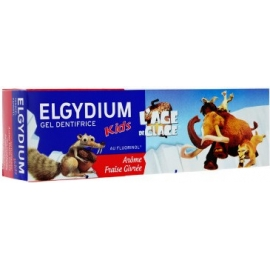 Elgydium Kids Gel Dentifrice L'âge De Glace 50 ml