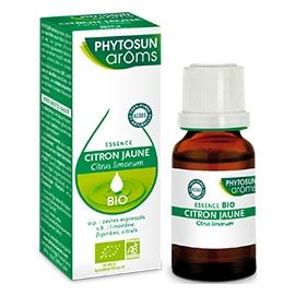 Phytosun Aroms Huile Essentielle Citron Jaune Bio 10 ml