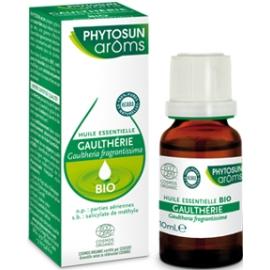 Phytosun Aroms Huile Essentielle Gaulthérie Bio 10 ml