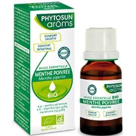 Phytosun Aroms Huile Essentielle Menthe Poivrée Bio 10 ml