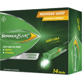 BeroccaBoost 14 Sticks