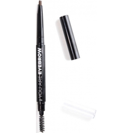 YOU ARE Crayon Sourcils 2 en 1 Light Brown 0,5 g