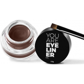 YOU ARE Eyeliner Gel Brun 3,5 g