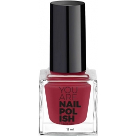 YOU ARE Vernis à Ongles Deep Pink 13 ml