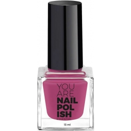 YOU ARE Vernis à Ongles Fuchsia 13 ml
