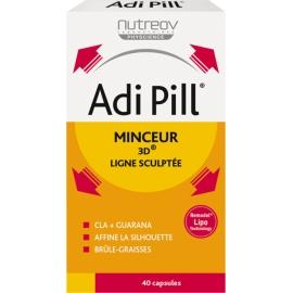 Nutreov Physcience Adi Pill Minceur 3D 40 capsules