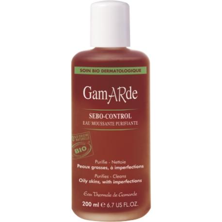 Gamarde Sebo-Control Eau Moussante Purifiante Bio 20 ml