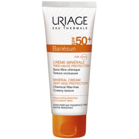Uriage Bariésun Spf 50+  Crème Minérale 100 ml