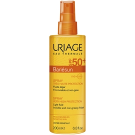 Uriage Bariésun Spf 50 Spray Sans Parfum 200 ml